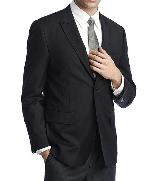 定制西服之涉外交往的穿着礼仪