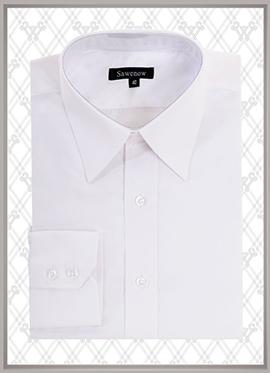02 白色衬衫定制款