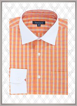 06 格纹衬衫定制款