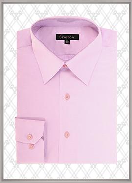 11 粉色衬衫定制款