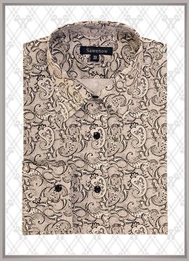 18 印花衬衫定制款