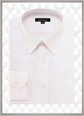 21 正装衬衫定制款
