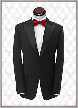 014 结婚西装深色时尚款260