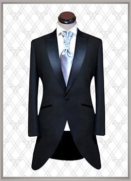 015 结婚西装燕尾时尚款