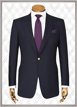 017 结婚西装深灰时尚款