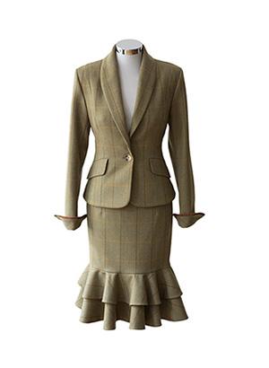 女士正装西服SWN84801