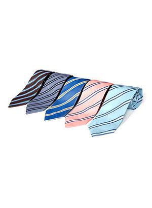 斜纹西服领带SWN84910