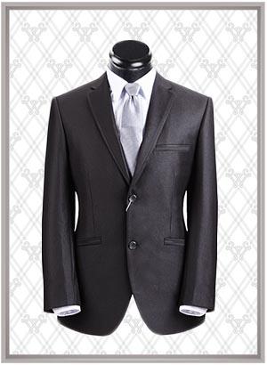 男装西服款式SWN84641