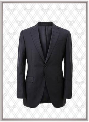黑色西服套装SWN84657