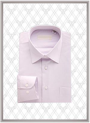 正装格纹衬衫SWN84341