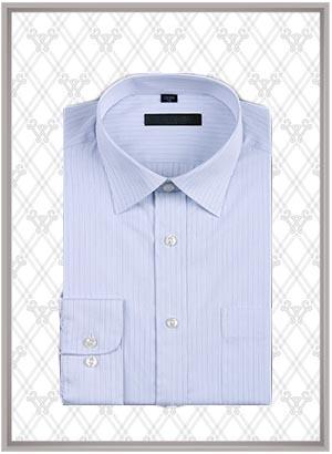 条纹商务衬衫SWN84342